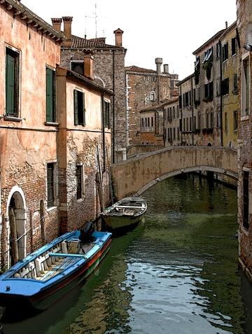 Old Venice by HelenaJ