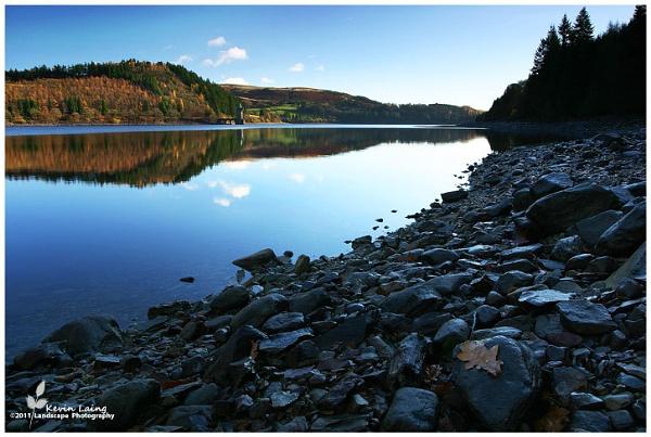 Llyn Efyrnwy / Lake Vrynwy by Kevin_L