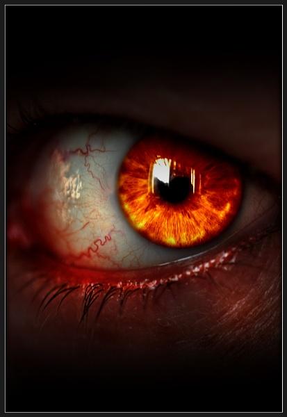Fire Eye by Morpyre