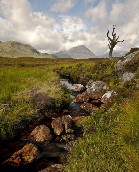 Rannoch Moor by MikeH