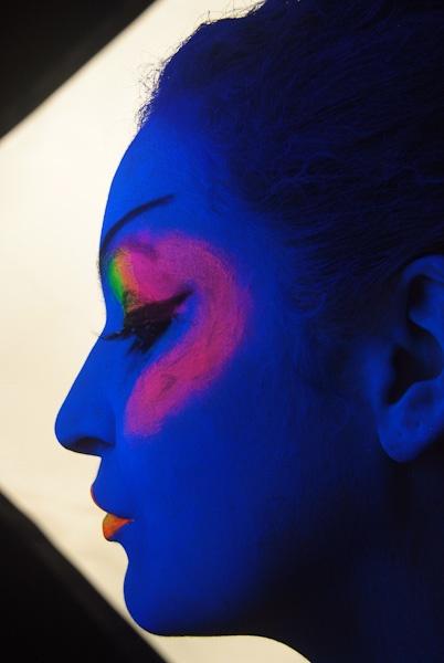 Midnight Geisha 3 by blindingphil