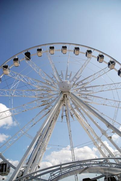Big Wheel by Kwosimodo