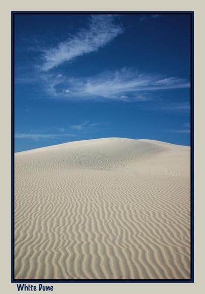 White Dune by Joeblowfromoz