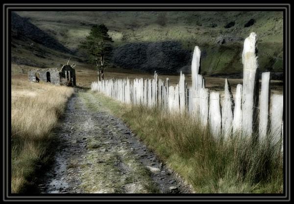 Capel Rhosydd, Cwmorthin slate mine by bryan26