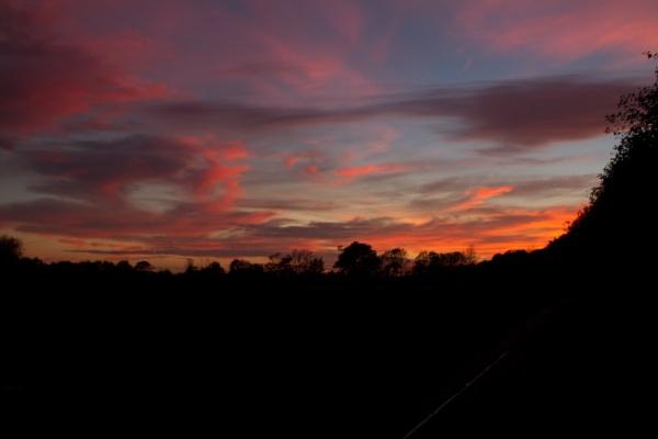 Sunset by mrpjspencer