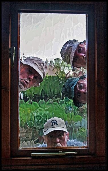 Peeping Tom, Dick, Harry, & me !!