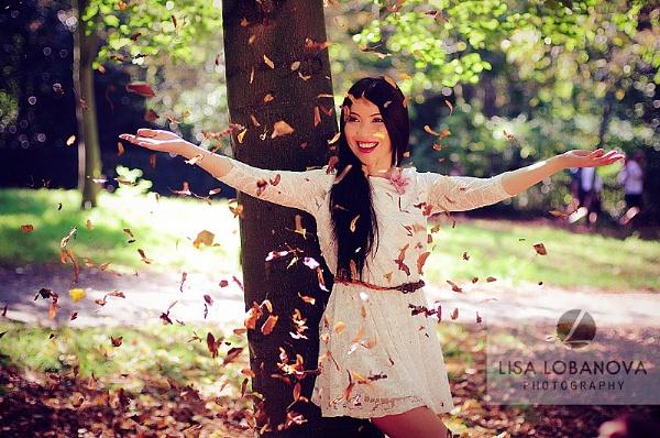 autumn by lisalobanova