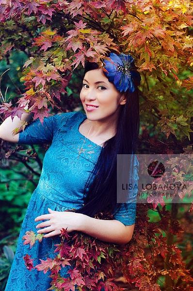 Autumn Colours by lisalobanova