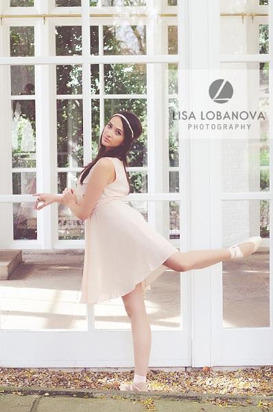 Ballerina by lisalobanova