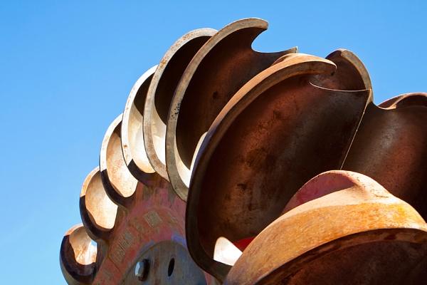 Industrial memorabilia by saltireblue