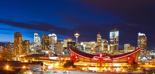 Calgary city by AR_Photography