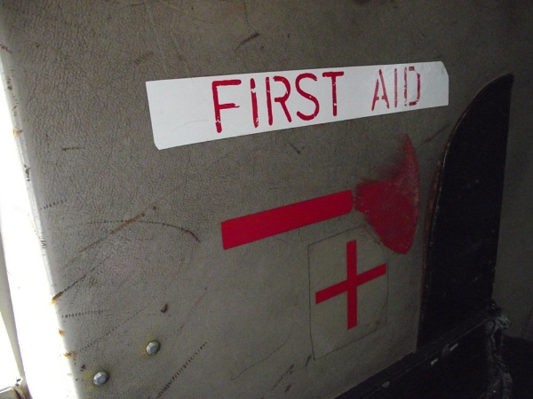 First Aid by K4TIE