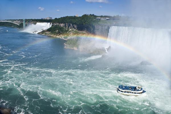 The Rainbow & the Mist by Georden