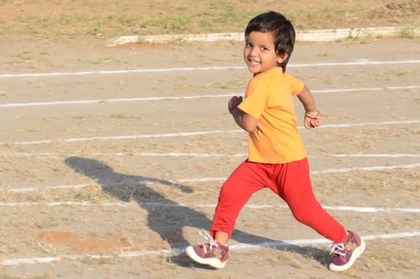 Running on track by Prashant1610