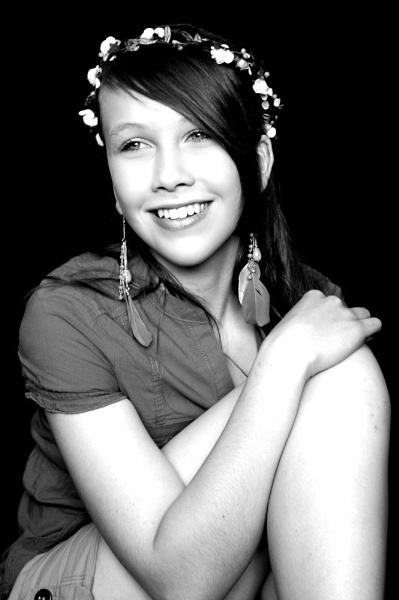 Practice Portrait by AliceLuisePhotography