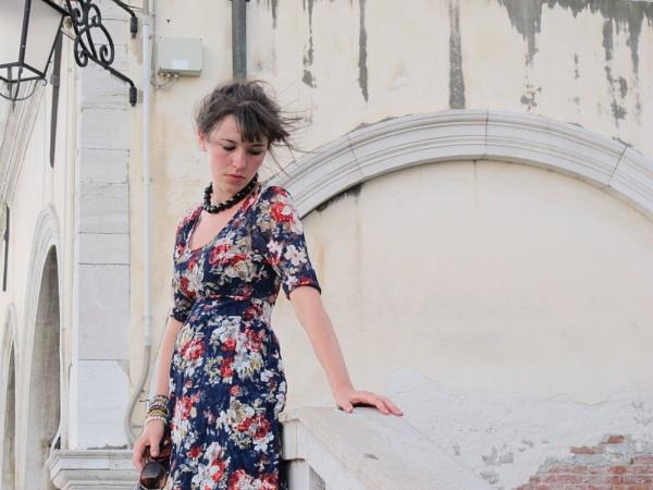 Girl in Venice by HelenaJ