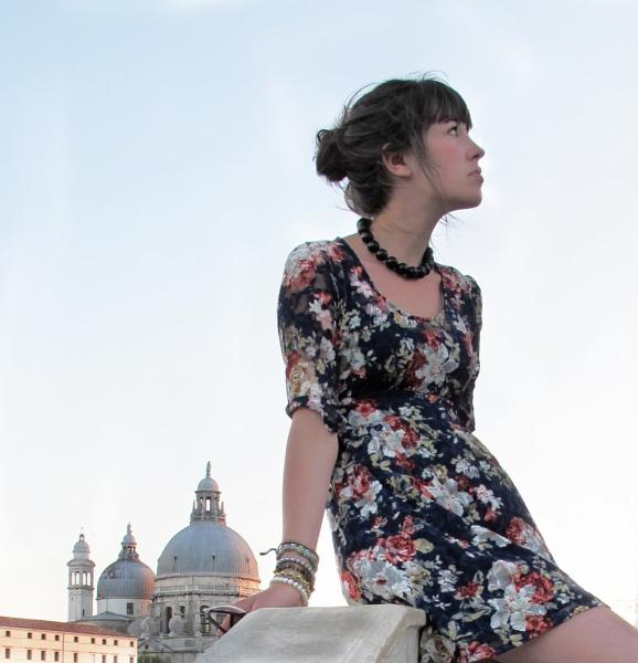 Girl in Venice 2 by HelenaJ