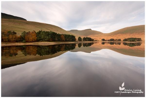 Upper Neuadd Reservoir by Kevin_L