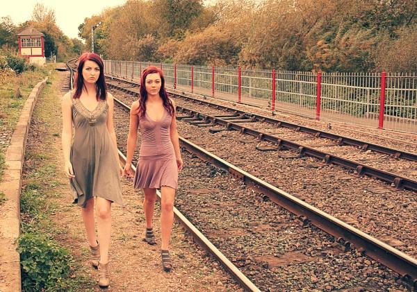 Amber & Natalie by AlexandraSD