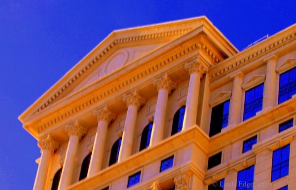 Caesar\'s Palace by Linda_Edgecomb