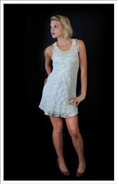 Kirsten - Lace dress