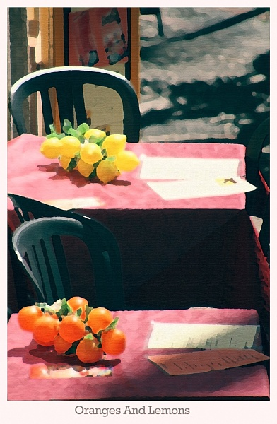 Oranges and Lemons by paulcr