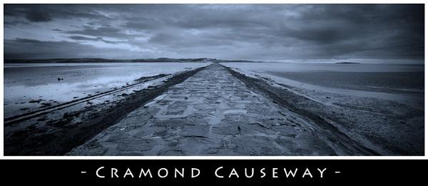 Cramond Causeway by stevemelvin