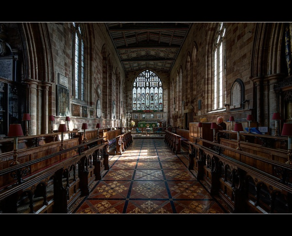 St Oswald\'s by RogBrown