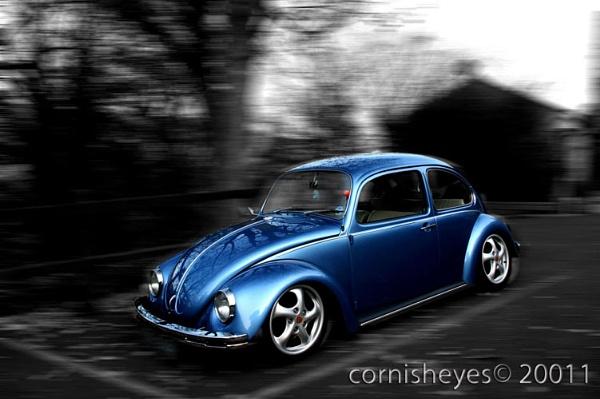 restoration Blues by CornishEyes