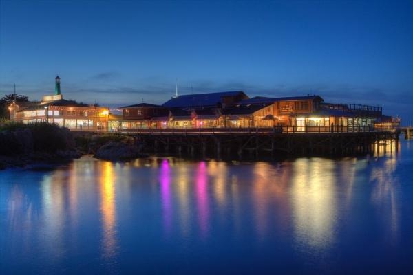 Fisherman\'s Wharf of Monterey, California by paulvo