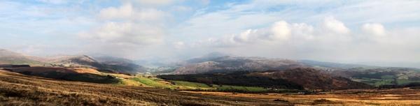 Corney Fell Panoramic by iancatch
