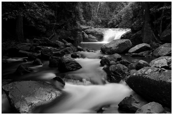 Pala-u Waterfall, Thailand by MrBMorris