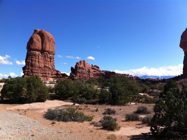 Arches National Park by EDan