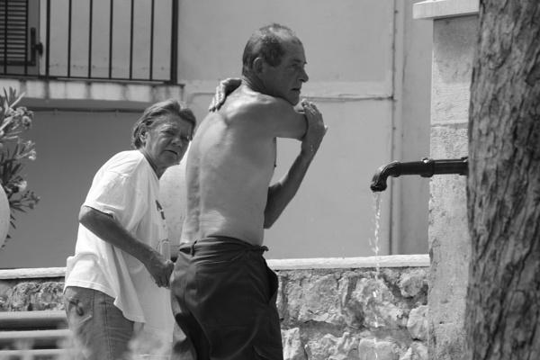 Street Washing by eonisuk