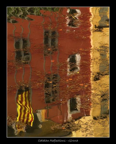 Catalan Reflections - Girona by JanieB43