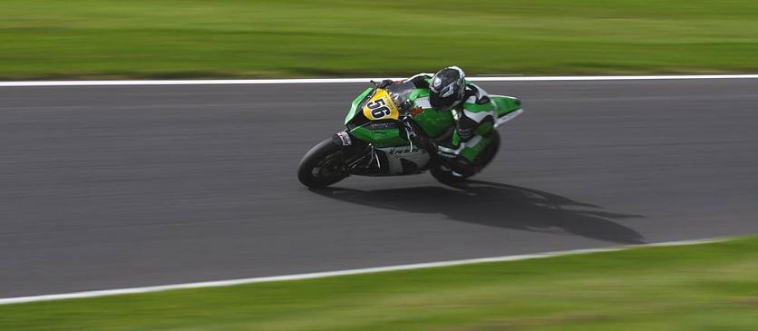 Cadwell racer