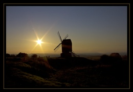 Sunset from Brill hill