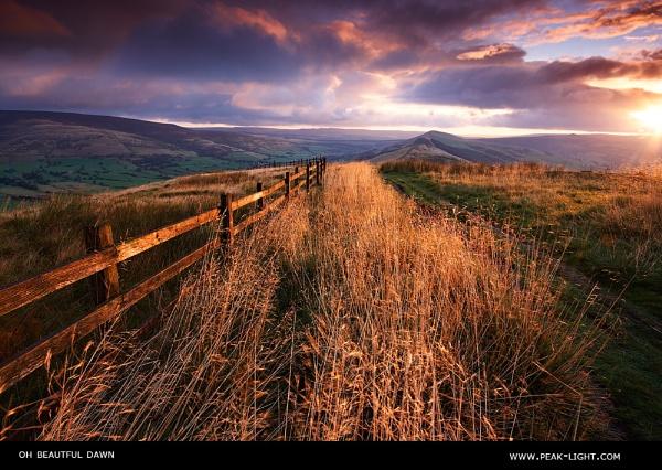 Oh Beautiful Dawn by martinl