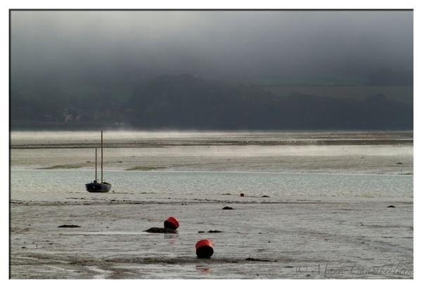 Misty Low Tide 2 by marktc