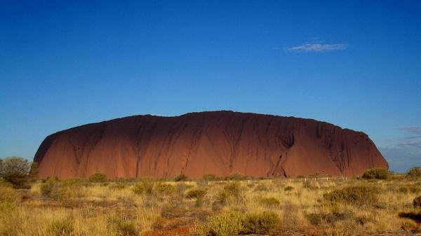 Uluru - Ayers Rock by Steve3671