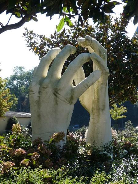 Hands of Friendship by Chrisjaz