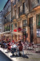 Afternoon in Tarragona