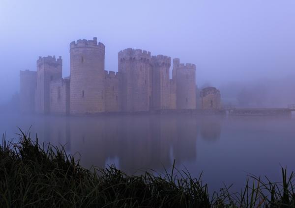 Castle in the mist by Jack_Schitt