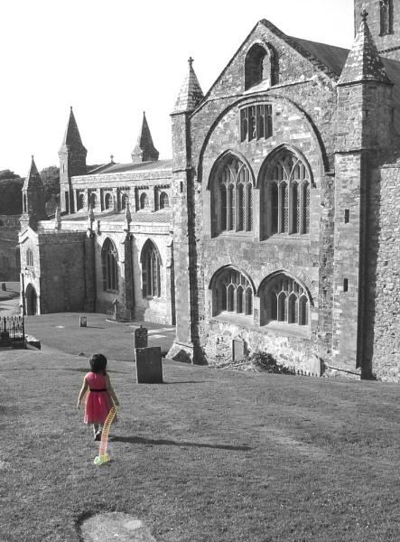 Play time at St Davids by HelenaJ