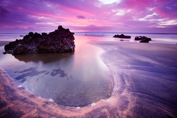 sunset fanore beach, Co Clare, Ireland by irishdomo1