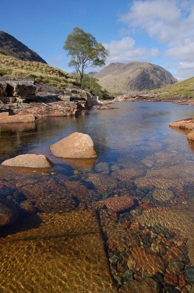 Tranquill Glen by GedC