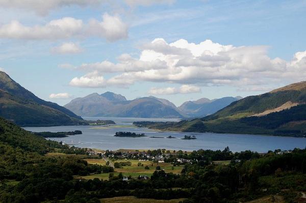 Loch View by GedC