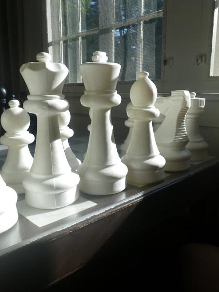 Chess by ninjaoncoffee