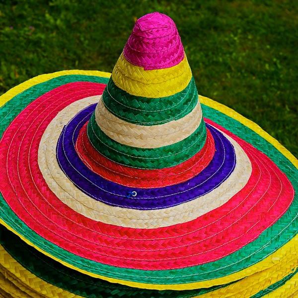 Holiday Sombrero by JJGEE