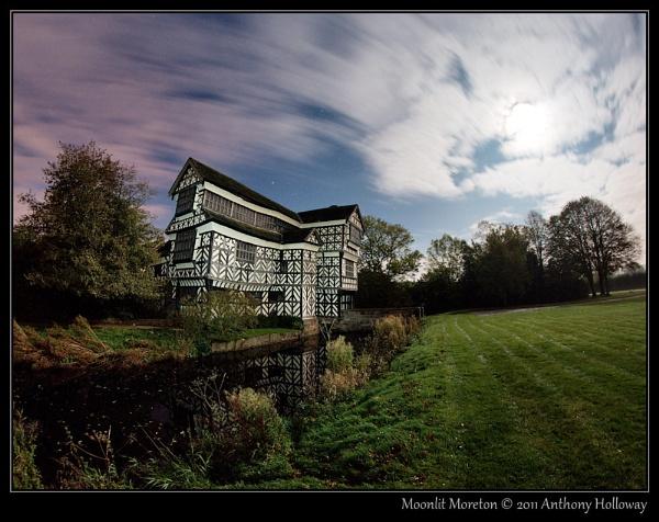 Moonlit Moreton by AntHolloway